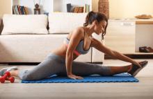 С чего начать заниматься спортом дома: пошаговый план