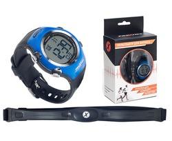 Пульсометр для фитнеса с наручным монитором PROXIMA BIT Артикул: FT-HRM-W117-FBG