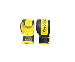 RSCB-11112YL Перчатки боксерские Retail 12 oz Boxing Gloves - Yellow