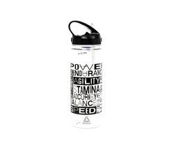 Бутылка для воды  Reebok 0,65 Clear POWER арт RABT-P65CLPOWER